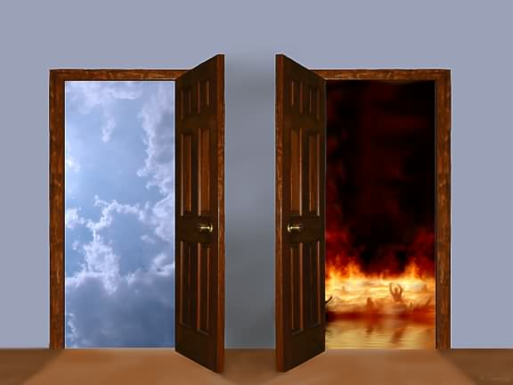 Heaven or Hell :- What is Real ? (4/4)