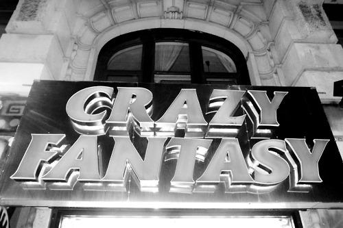 Crazy Fantasy  (1/4)