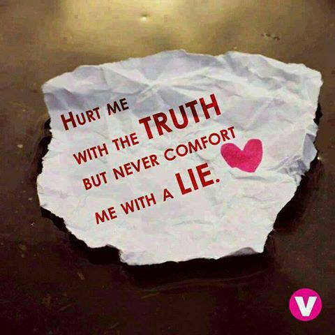 Hurt the Truth