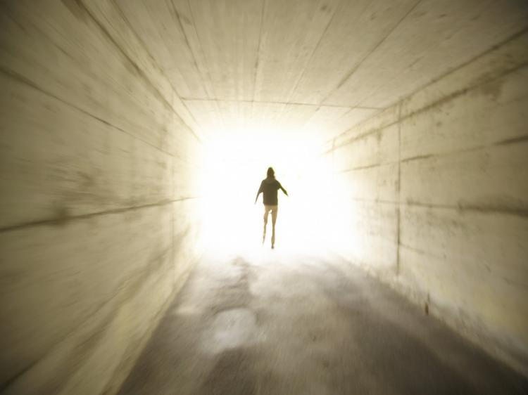tunnel+light