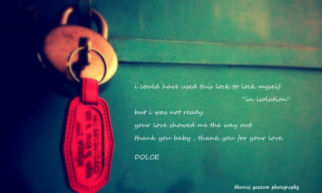 Unlock your love