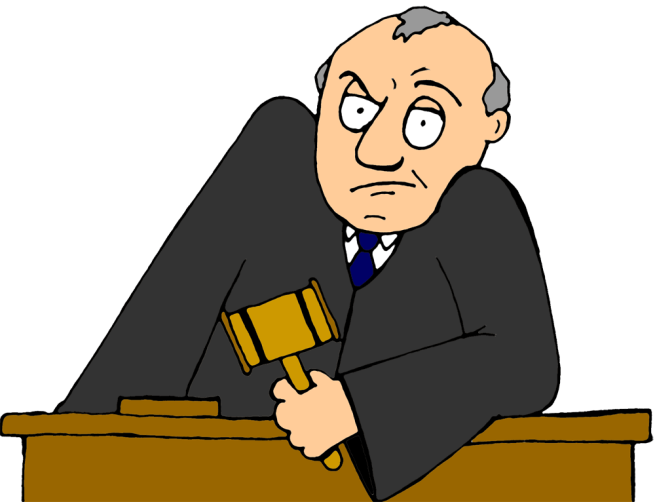 court-system-judges-face-no-formal-punishment-for-breaking-these-dmNCPI-clipart